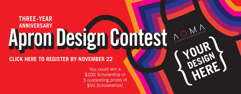 Apron Design Contest