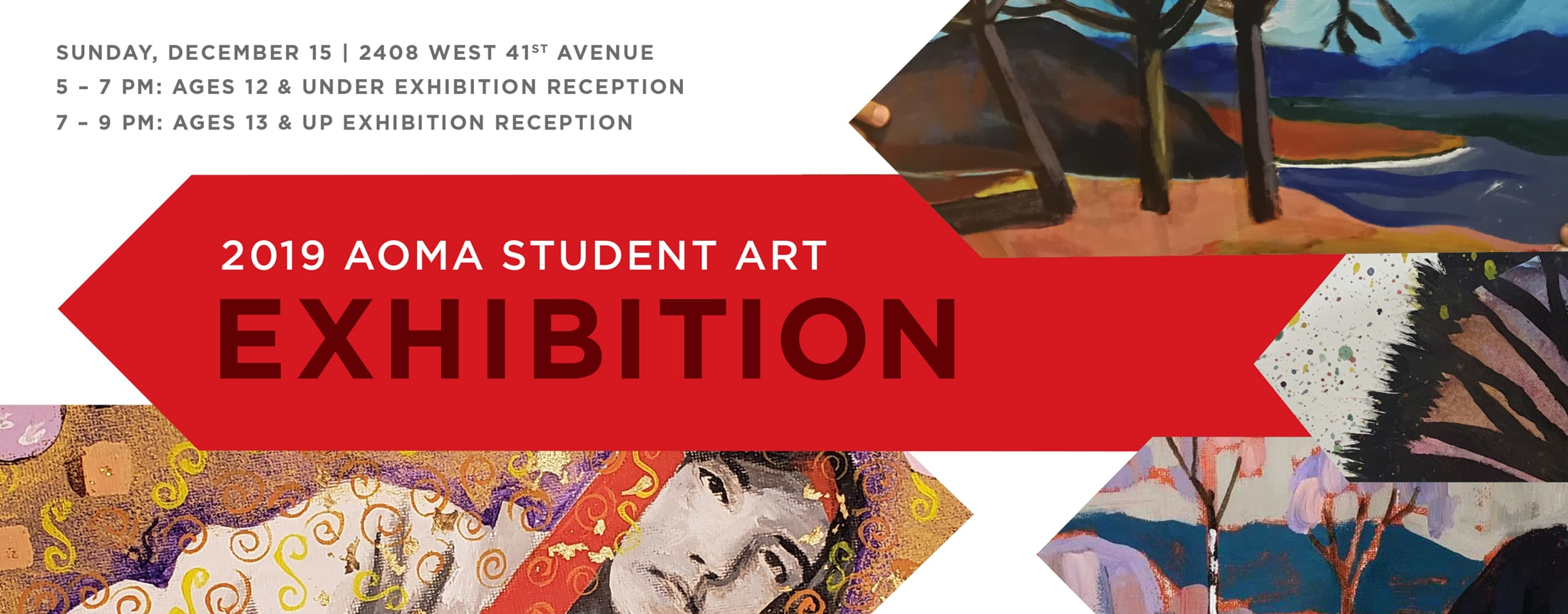 2019 Student Art Exhibition