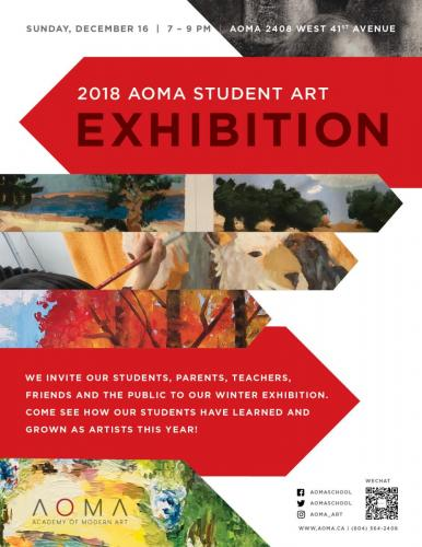 Student Art Exhibition