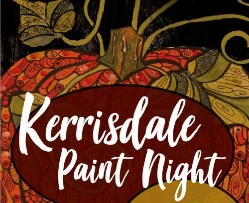 Kerrisdale Paint Night